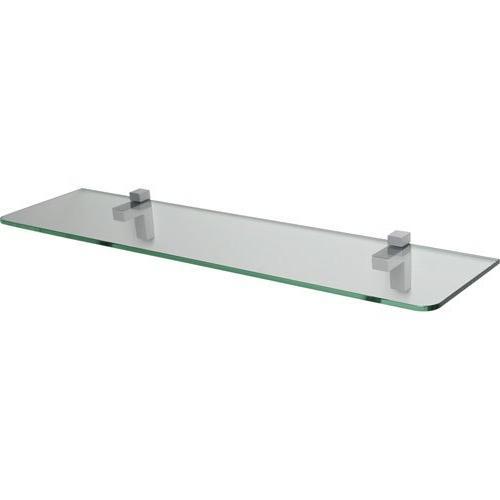 clear glass shelf kit