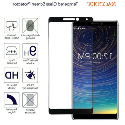 For Legacy Full Cover Tempered Glass Screen