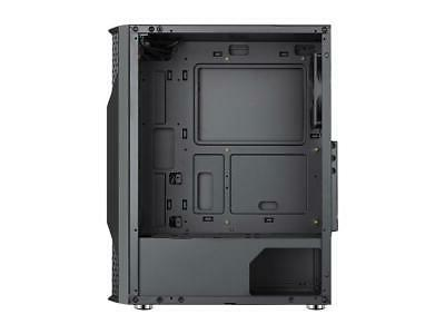 DIYPC USB3.0 Steel Mid Tower Computer Case,