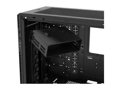 Phanteks M Series Black Steel frame / Fron