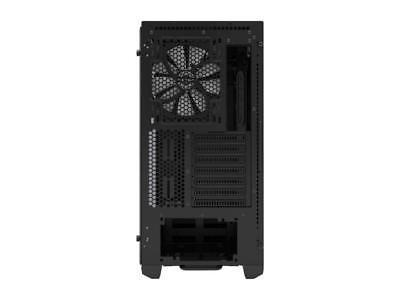 Phanteks Pro Series Brushed Black Steel frame / ABS Fron
