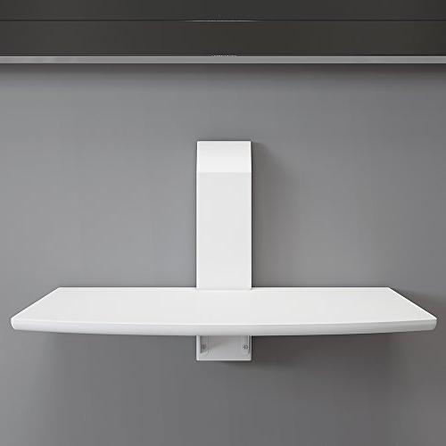 LQWQM Shelf Mounted, Version White for Livingroom Accessories -