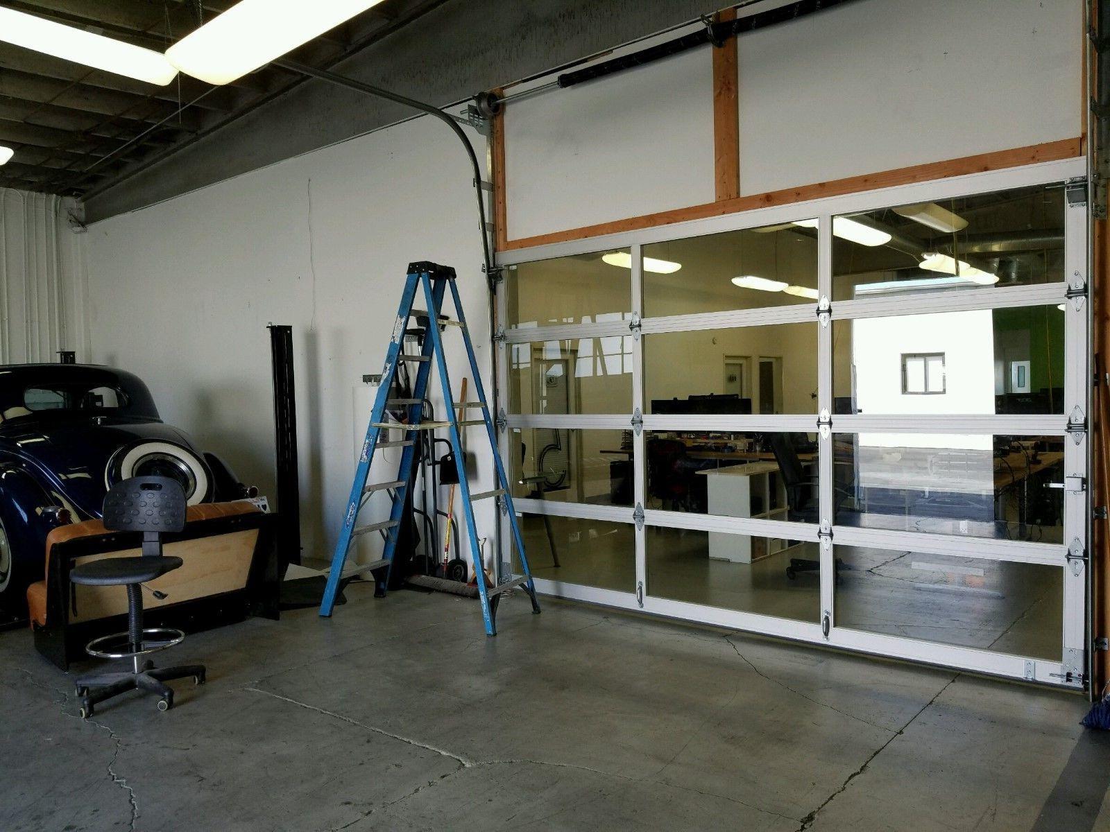 Full Anodized & Garage