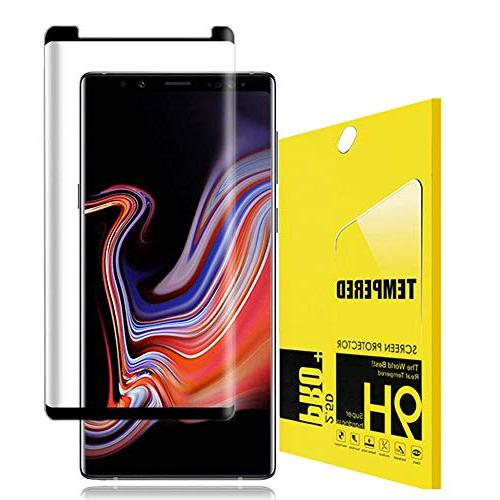 galaxy note 9 tempered glass screen