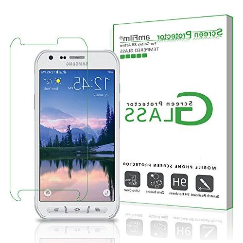 galaxy tempered protector