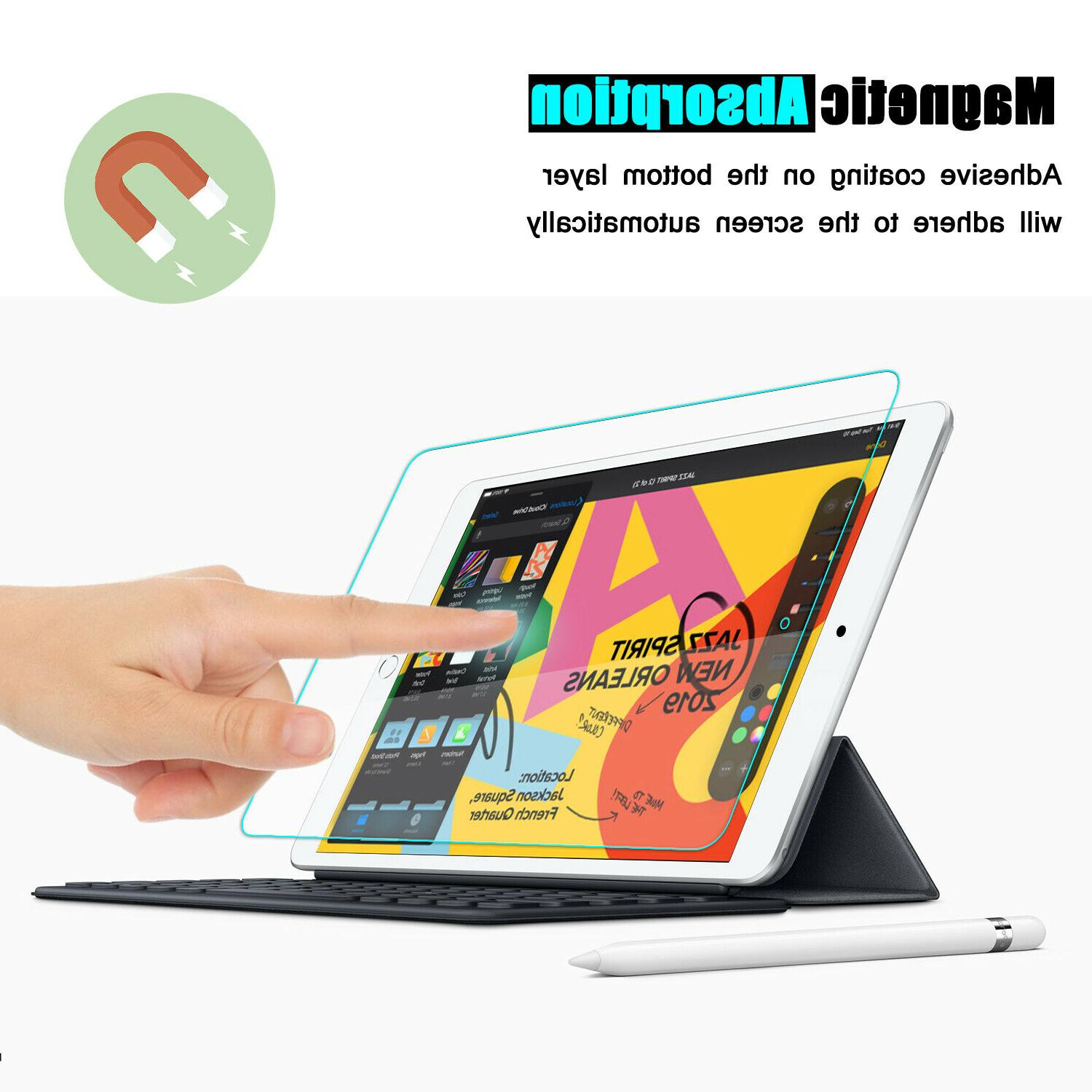 For iPad 8th Generation,Air 4th Gen HD Tempered Protector