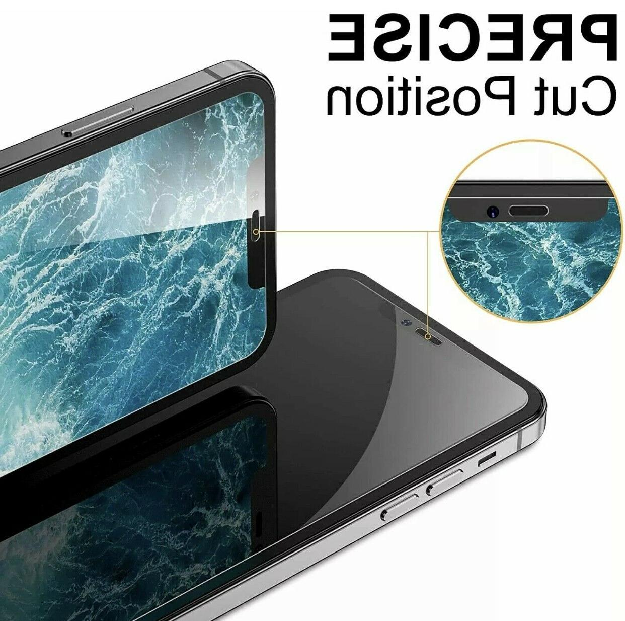 For Pro XS 8 7 Tempered GLASS 3-PACK