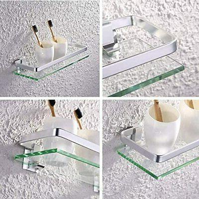 KES Shelf Glass 1 Tier