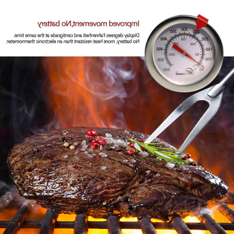 KT Deep Thermometer Stainless