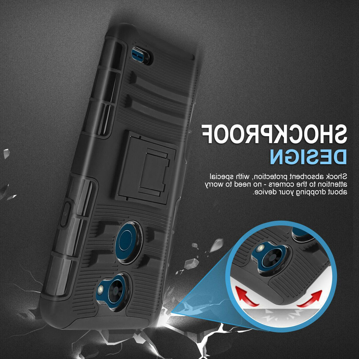 For LG 2 Rugged Glass