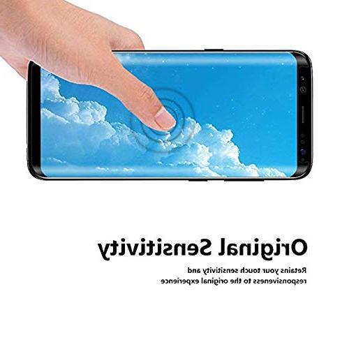 LuettBiden S8 Tempered Glass Protector,LuettBiden Screen Galaxy