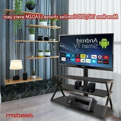 Multi-Function TV with Swivel Mount Shelf for - 65 inch
