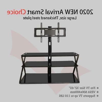 Multi-Function Floor with Shelf - 65 inch