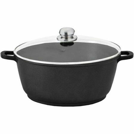 Stockpot Black Soup with
