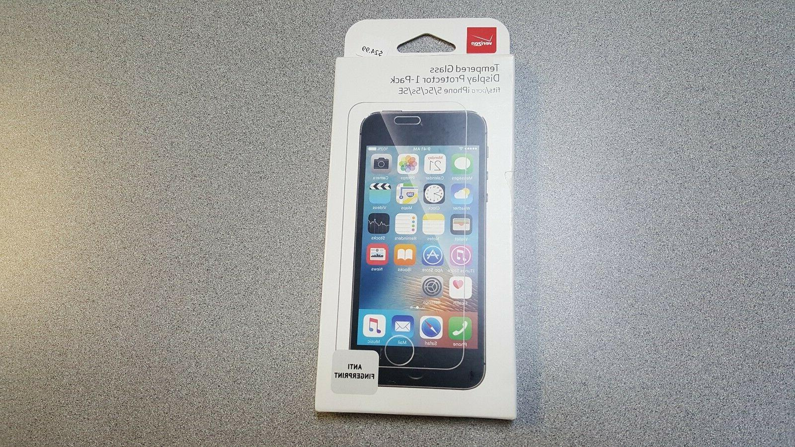 new display protector tempered glass 1 pack