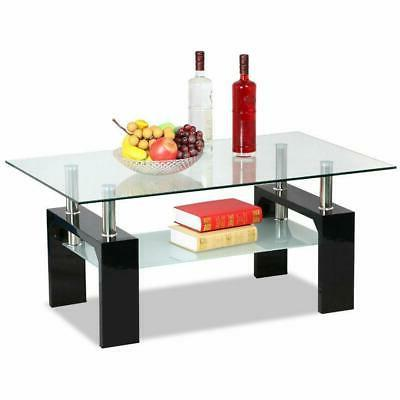 Popular Tempered Coffee Table Room US