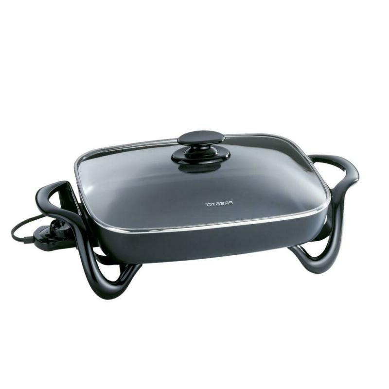 non stick skillet cookware electric