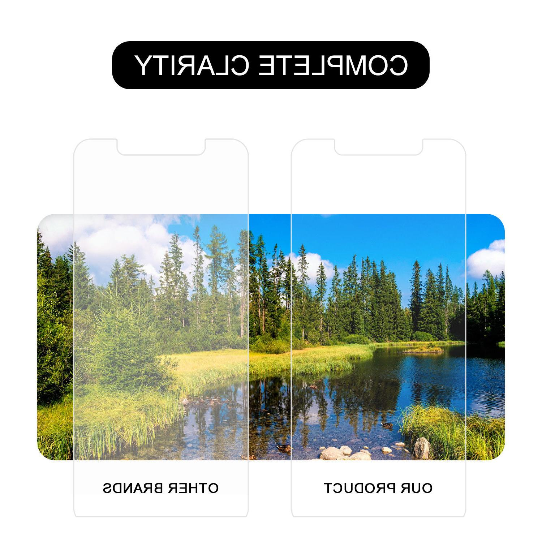 Premium Tempered Glass iPhone XS XR Max 7 8 Plus
