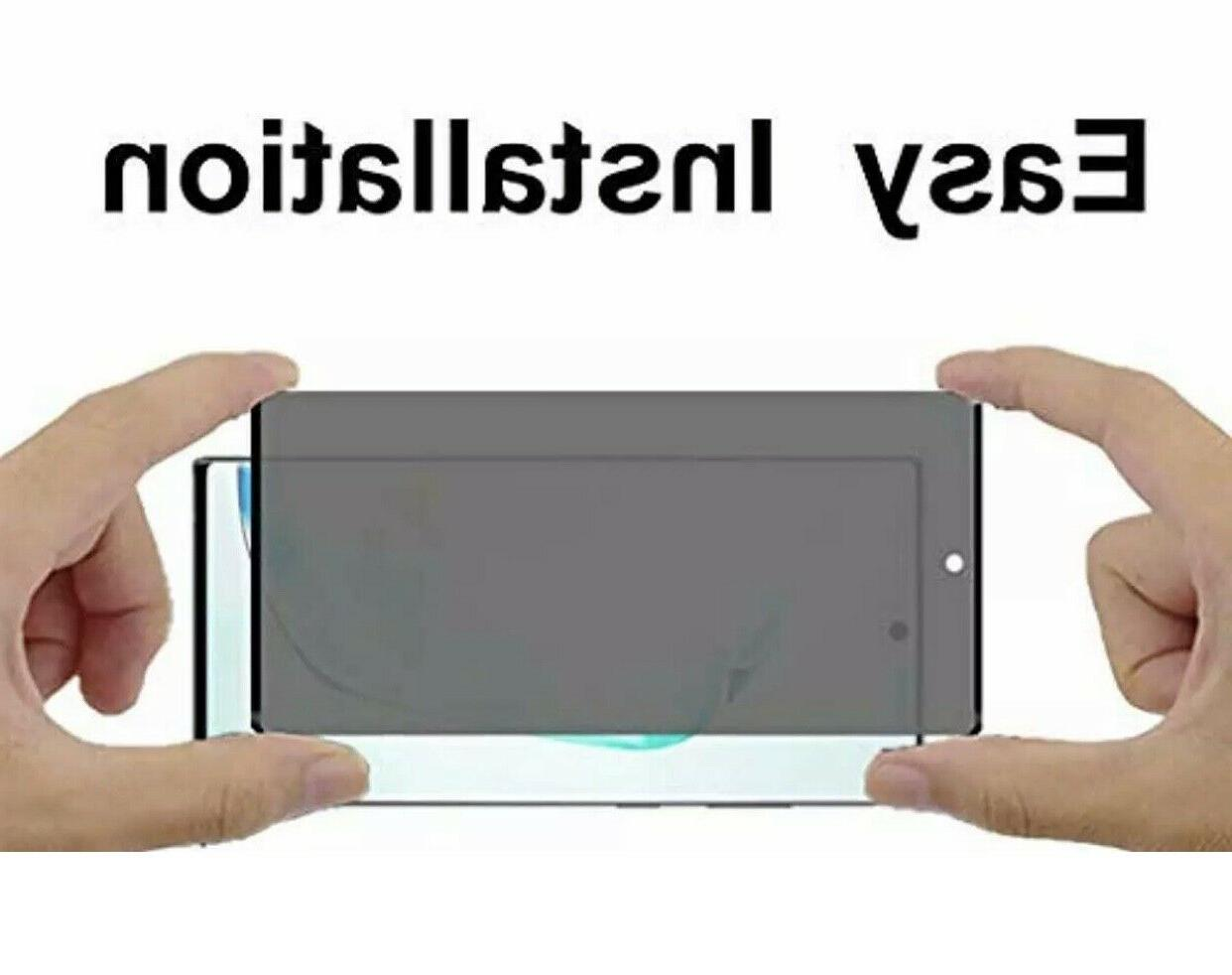 Privacy Glass Note10 /Note Plus