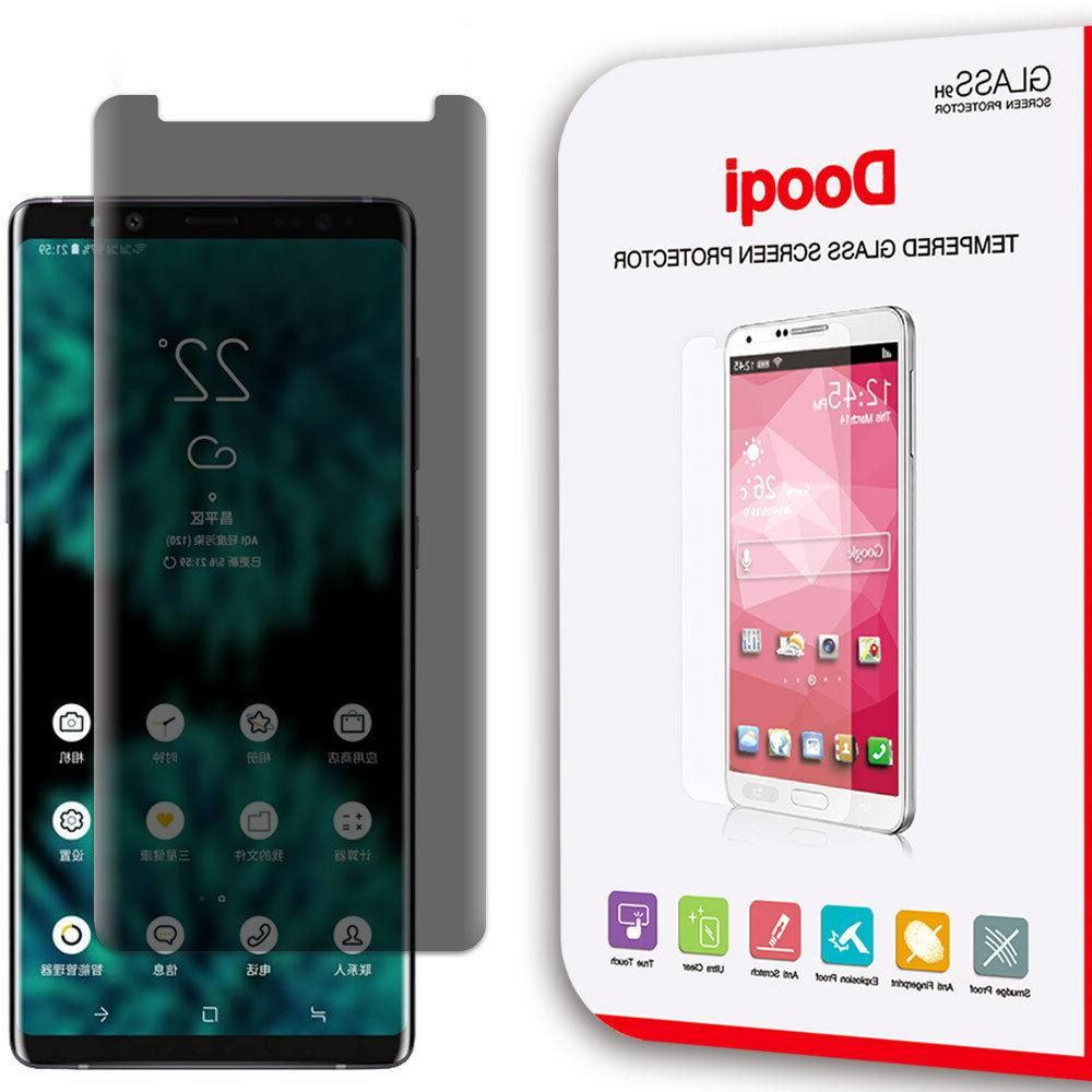privacy tempered glass screen protector full coverage