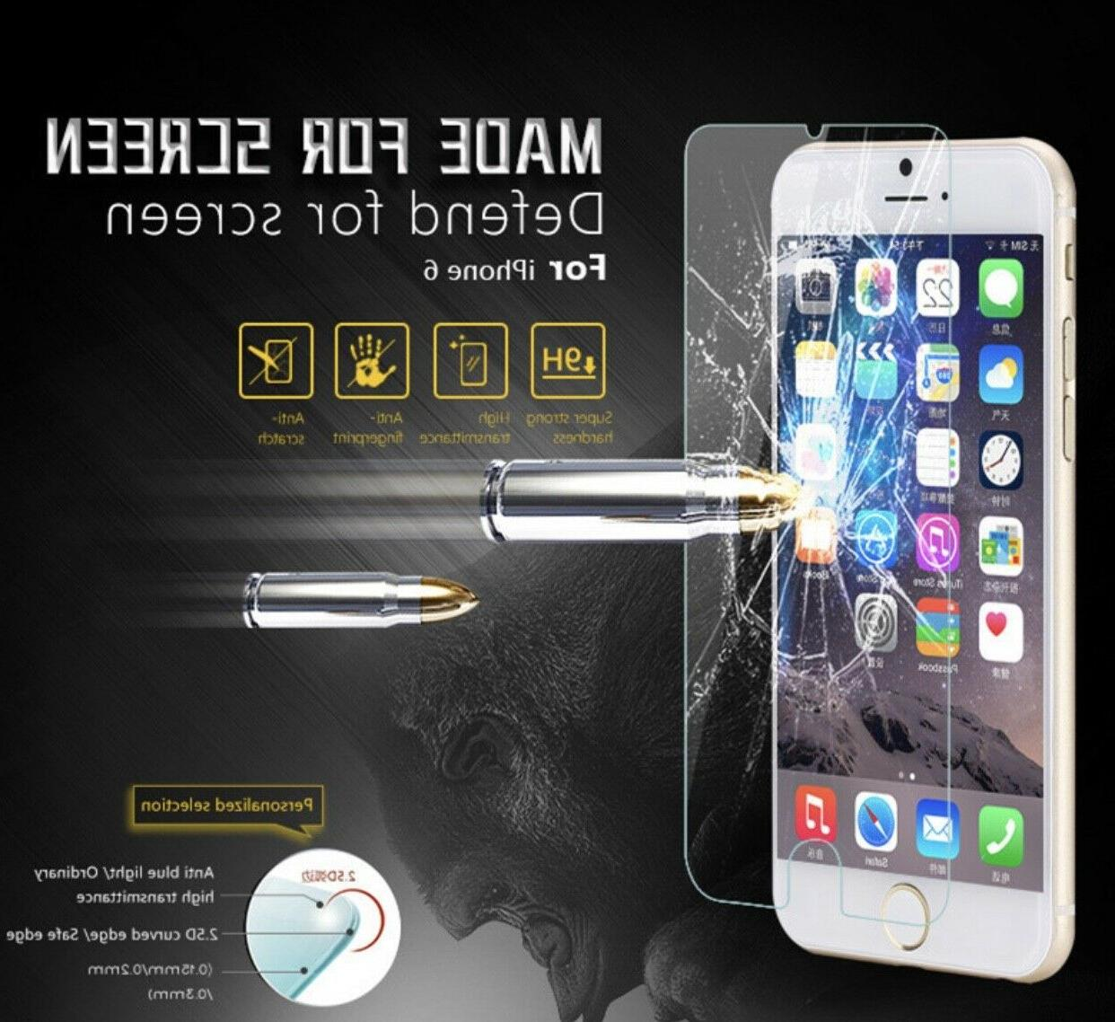 Real Tempered Protector Premium 11 XSmax/XR/XS/X/8/7/6