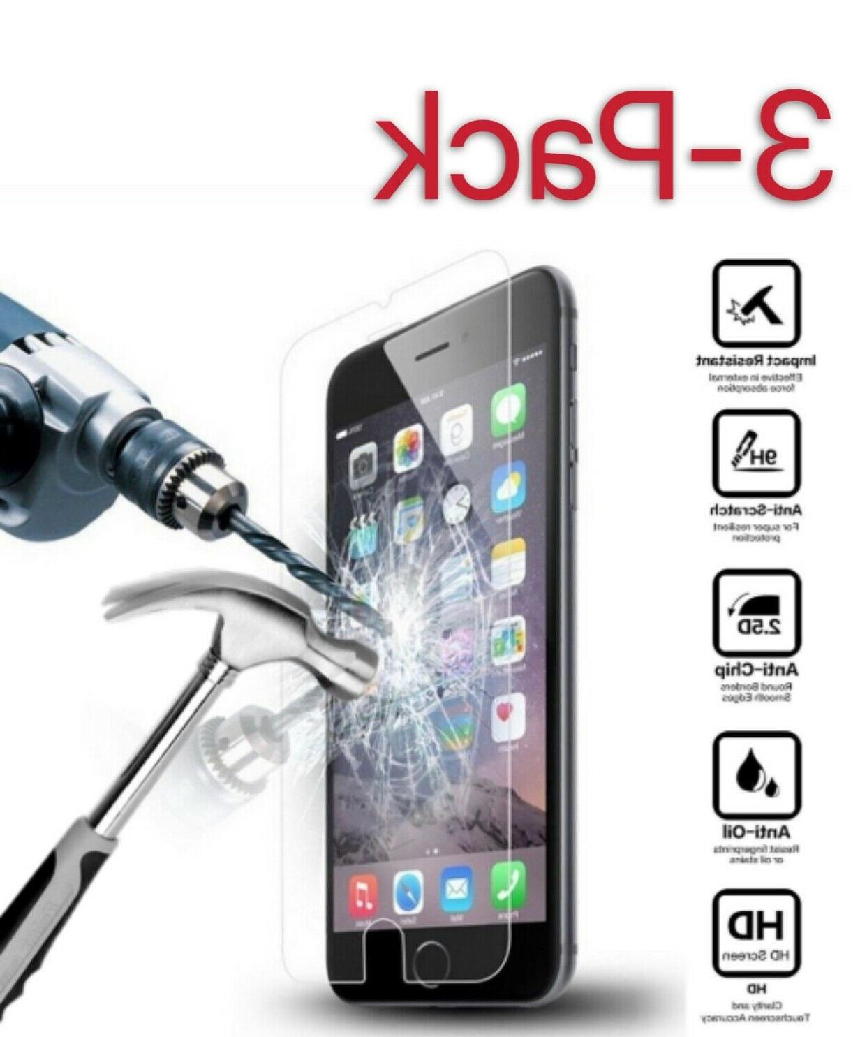real tempered glass screen protector premium