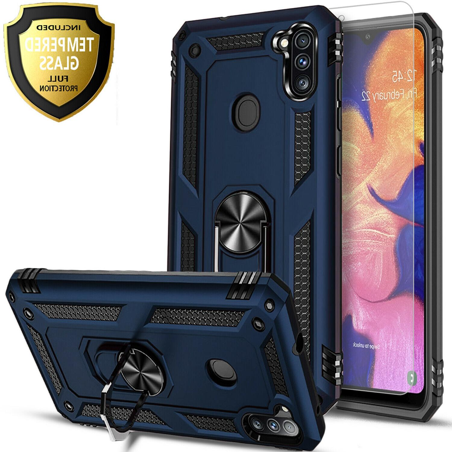 For Samsung Galaxy Case, + Glass Protector