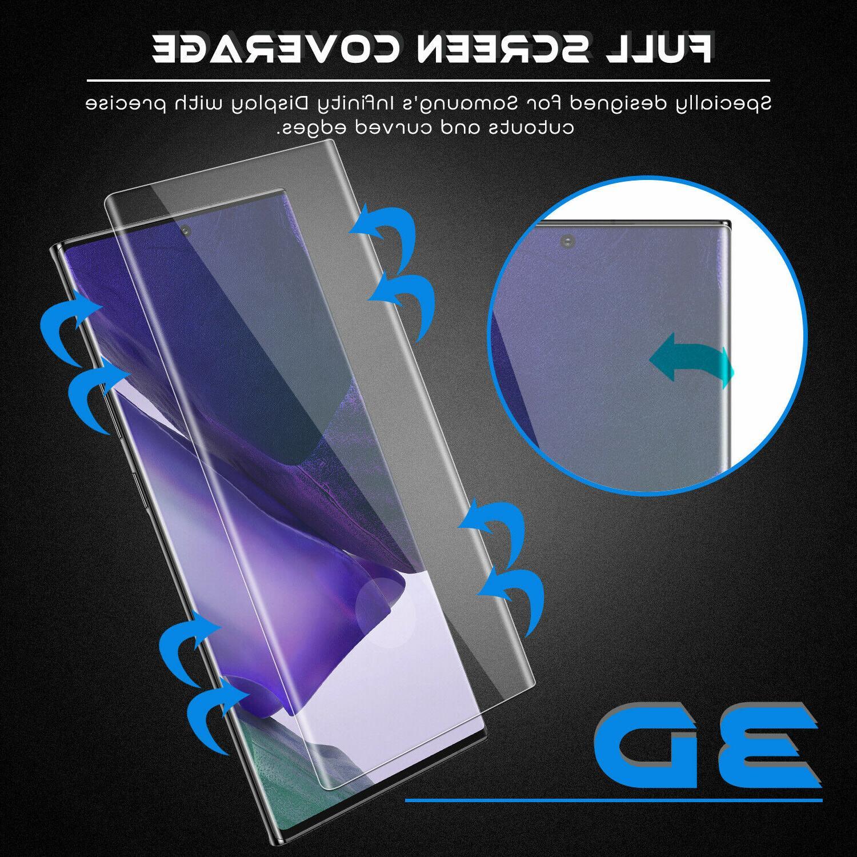 For Samsung Galaxy 20/20 Ultra Glass Screen Protector /Camera