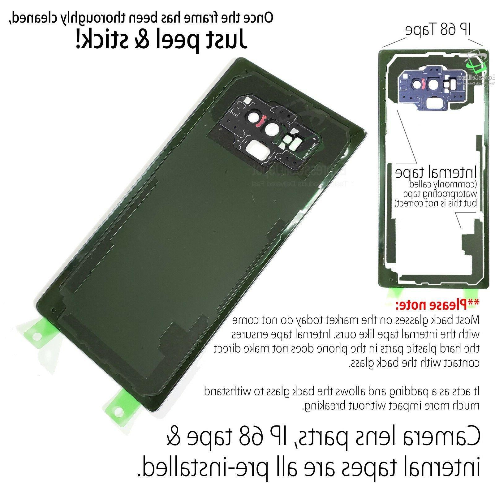 9 CE+Camera Tape