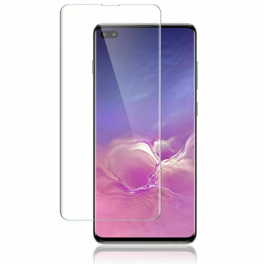 For S10 PLUS Full 3D Tempered Glass Screen Protector