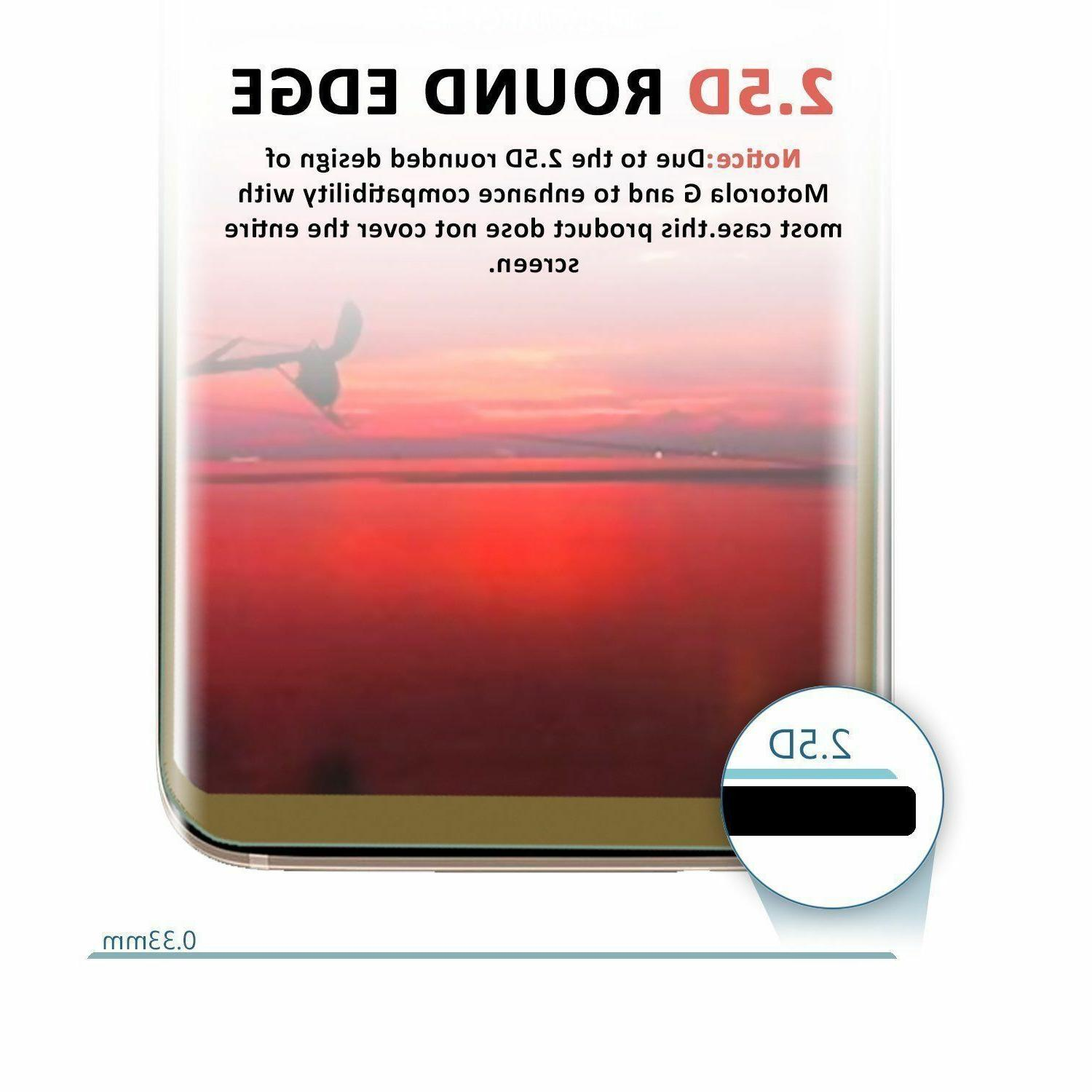For S8 Plus 9 Tempered Glass Protector
