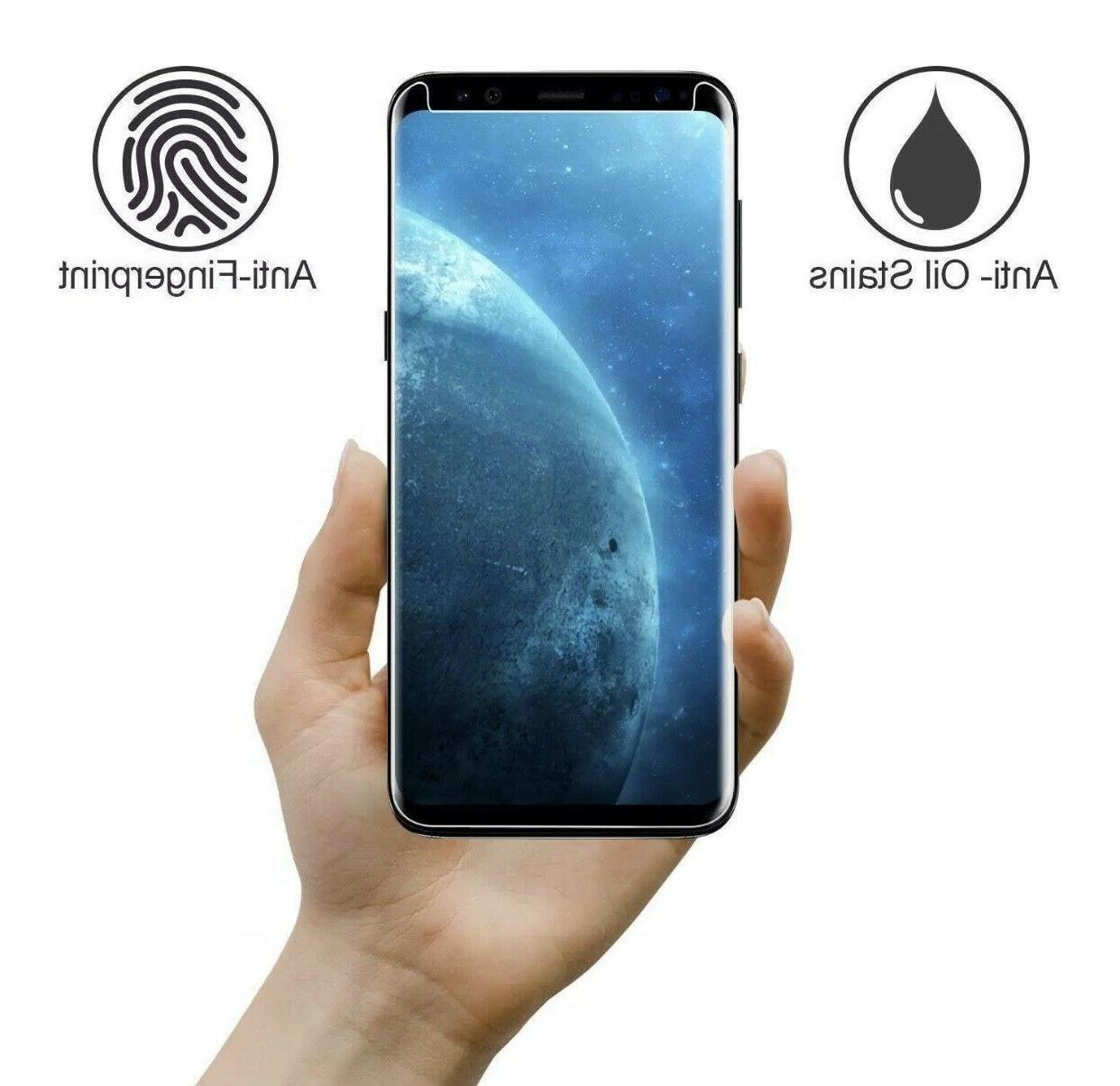 For Galaxy /Plus / S8 Note Protector Tempered Glass