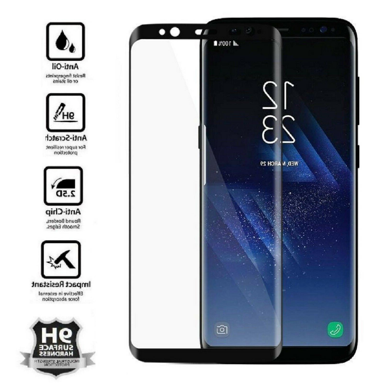 Samsung Plus 9 4D Full Tempered Glass Screen