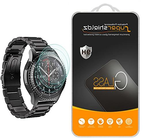 Samsung Gear S3 Frontier / Classic Tempered Glass Screen Pr
