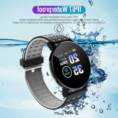 Smart Heart Rate Wristband for Android