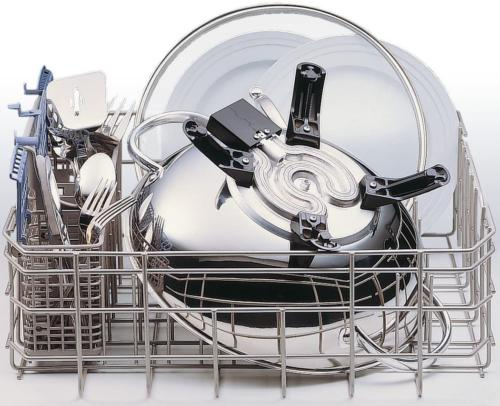 Stainless Steel Electric Wok W/ Cover