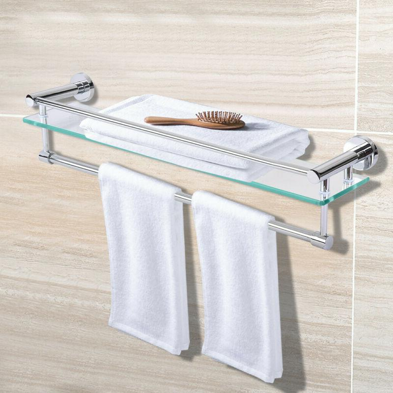 Tempered Glass With Towel
