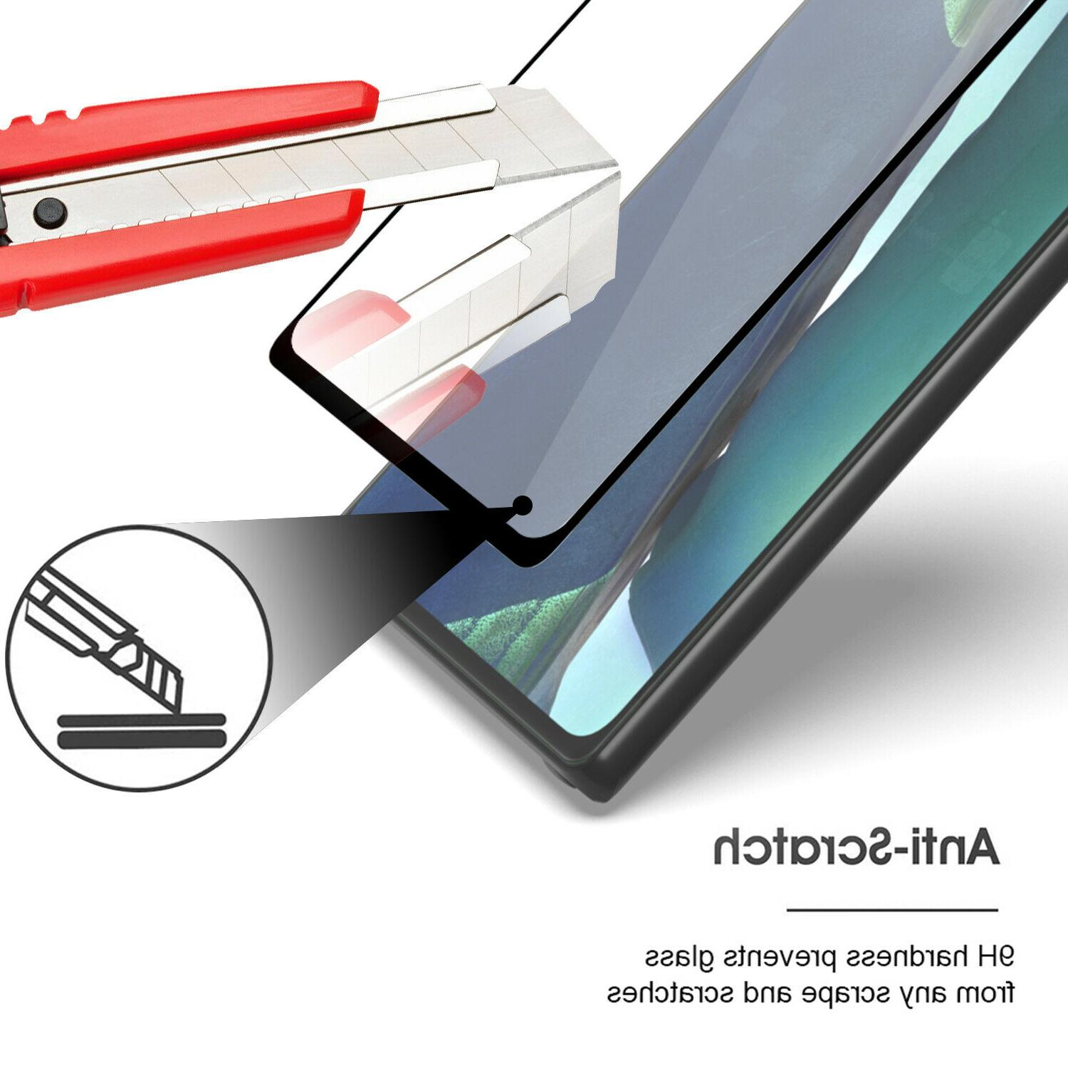 CoverON Tempered for Samsung Screen Protector Phone