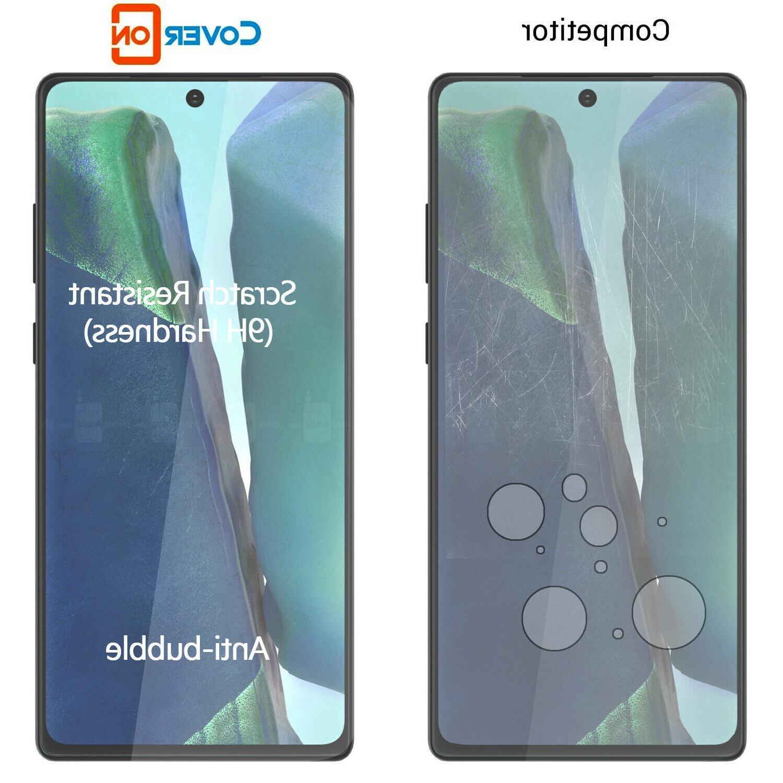 CoverON Samsung Galaxy Note Screen Protector