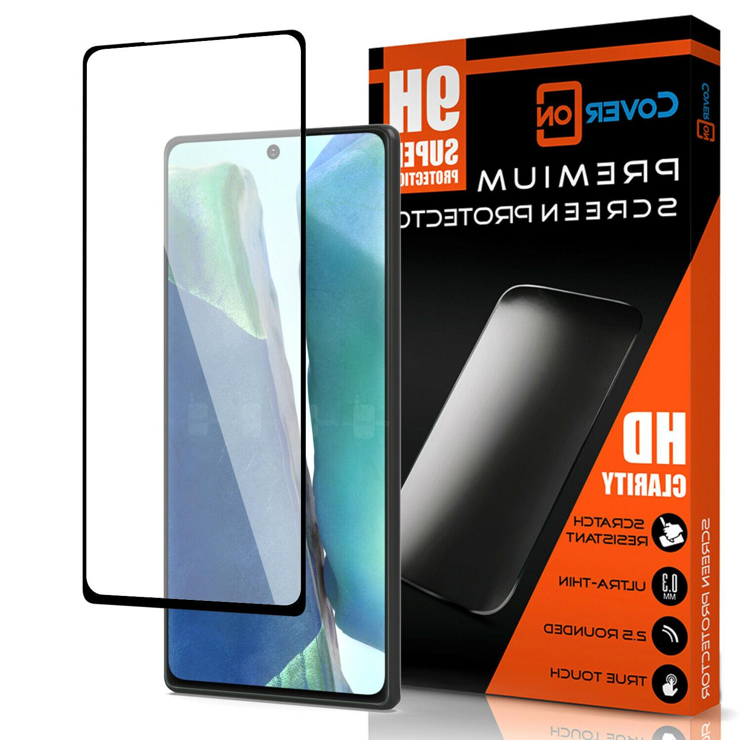 tempered glass for samsung galaxy note 20