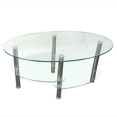 Tempered Coffee Table Base Room New