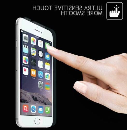 Tempered Glass for iPhone 8 Plus Friendly pack