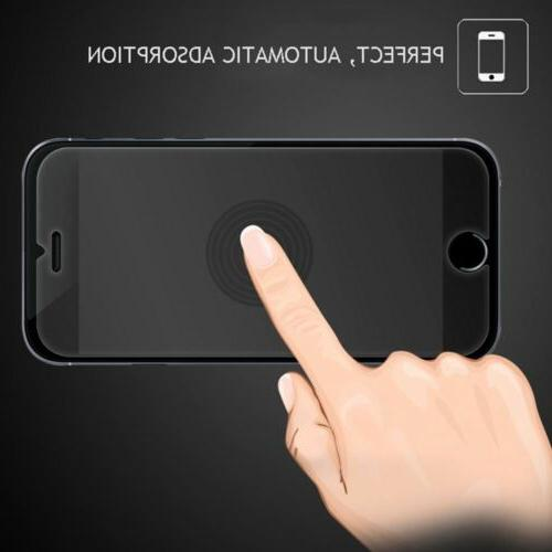 Tempered Glass Screen for iPhone 8 8 Plus Case Friendly pack