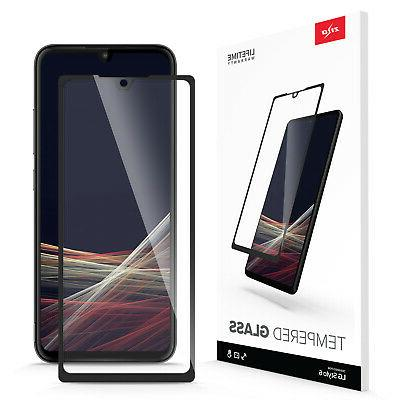 tempered glass screen protector for lg stylo