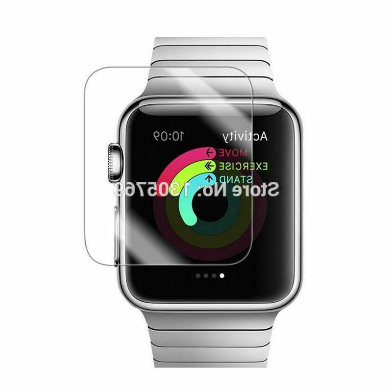 Tempered Screen Protector Guard Apple Watch Series 6 5 SE