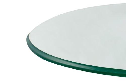 TroySys Tempered Top, 3/8 Thick, Pencil Edge,