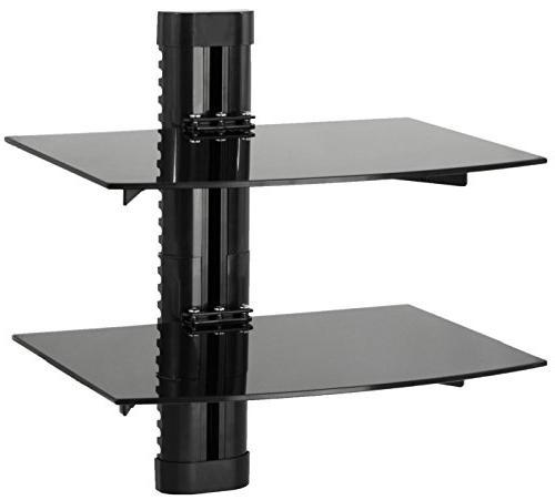 tv 2 floating shelf stand
