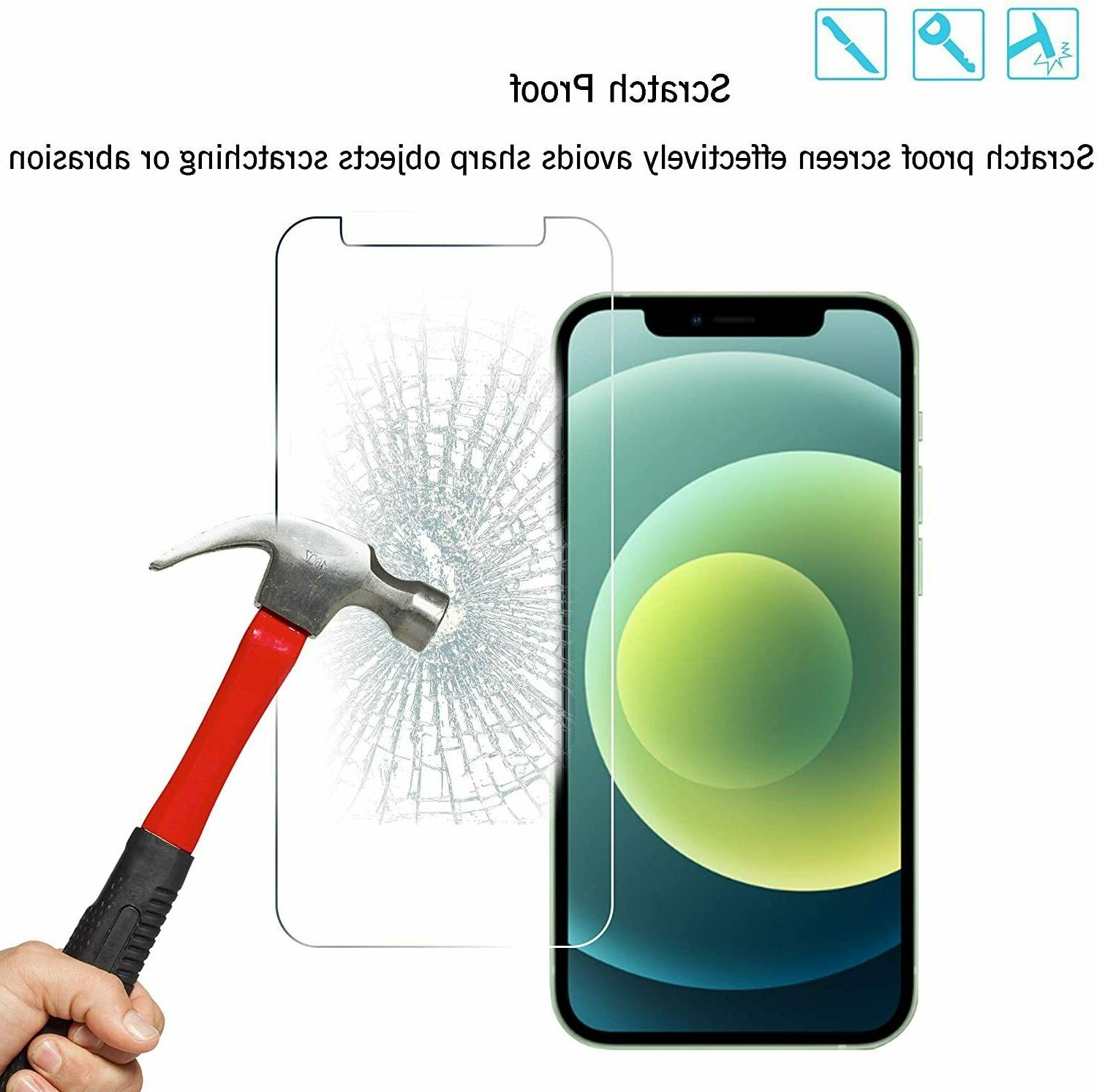 Wholesale 12 / Tempered Screen Protector