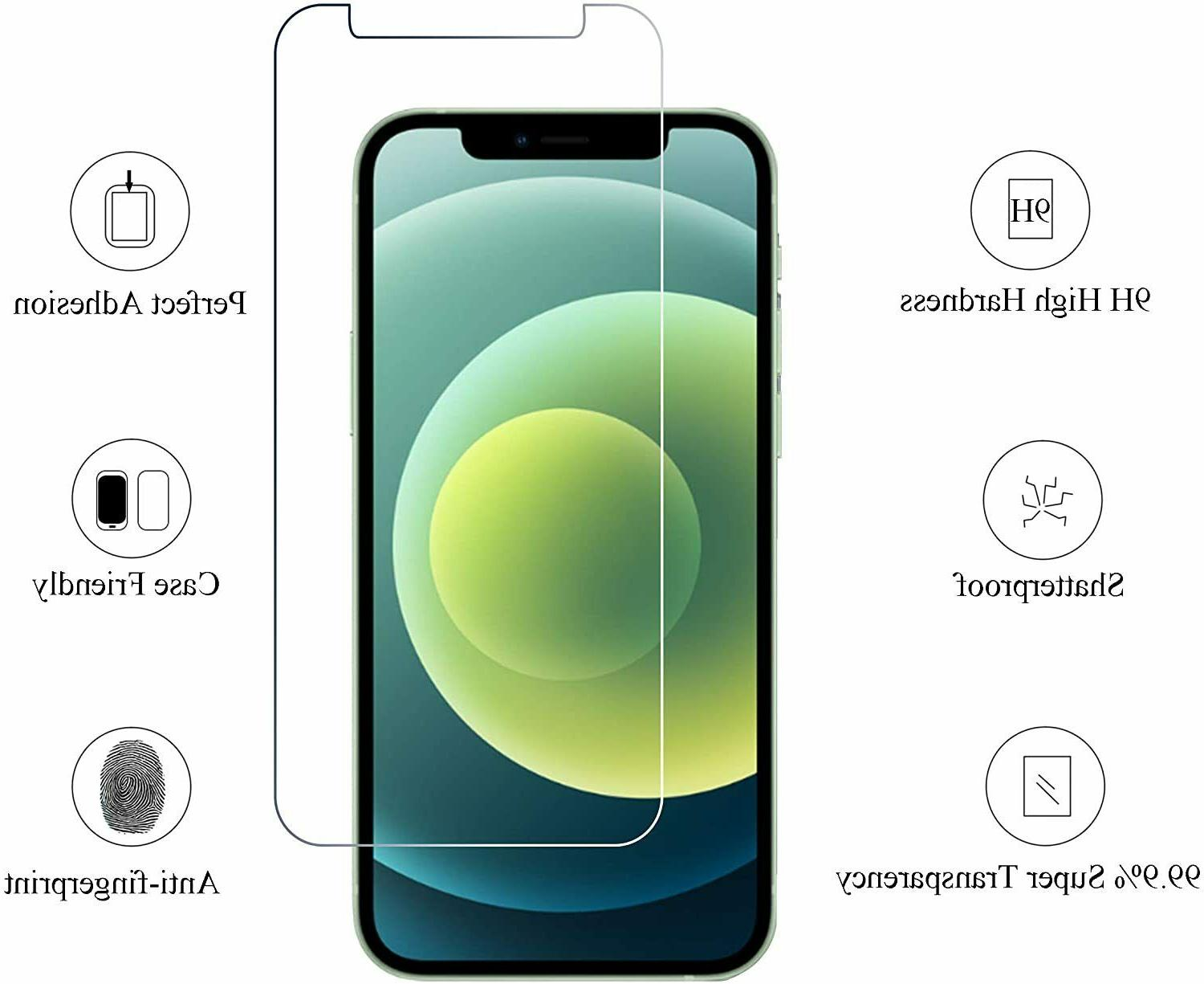 12 / Tempered Screen Protector