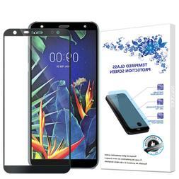 For LG K40 /LG K12 Plus Full Cover Tempered Glass Screen Pro